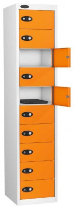 10-Door-Laptop-Storage-Lockerd