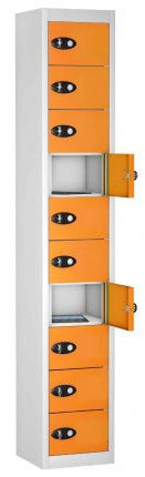 10-Door-Tablet-Storage-Locker