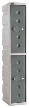 2-Door-Water-Resistant-Plastic-Locker