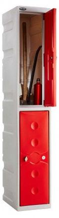 2-Door-Waterproof-Plastic-Locker