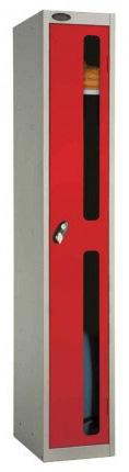 Probe 1 Door Vision Panel Retail Security Locker