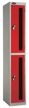 Probe 2 Door Vision Panel Retail Security Locker