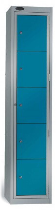 Probe 5 door Laundry Dispensing Locker