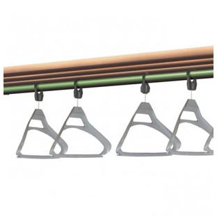 Probe wall hanging rail