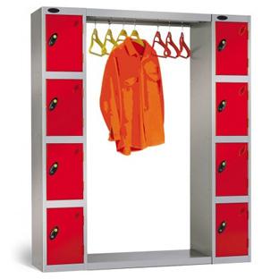 Probe Locker Bridging Unit with hanging rail
