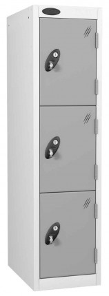 Low-Height-Personal-Storage-Steel-Locker-Probe-3-Door