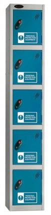PPE-5-Door-Steel-Storage-Locker