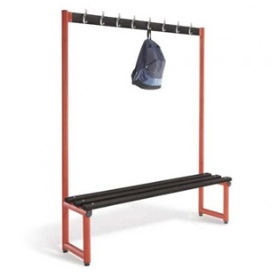 Single-Bench-with-Coat-Hooks-Black1