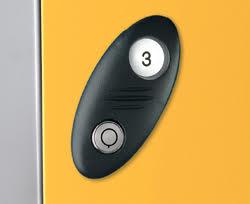 Probe Type C tubular key lock