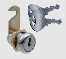 Probe Type A Lock with keys