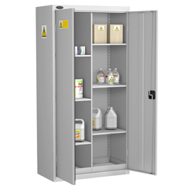 Probe 8 Compartment COSHH Cabinet