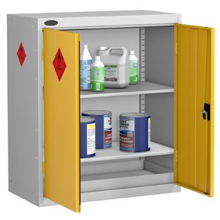 Probe Low 2 Door Hazardous Substance Cabinet