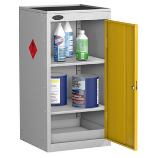 Probe Small 1 Door Hazardous Substance Cabinet