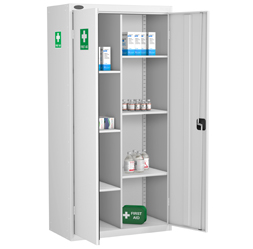 Probe 8 Compartment Cabinet