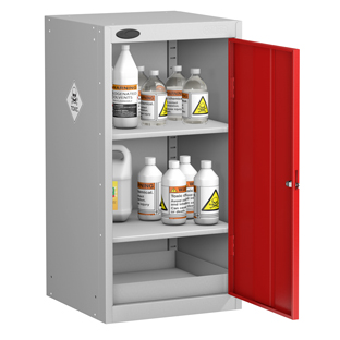 Probe Small 1 Door Toxic Substance Cabinet