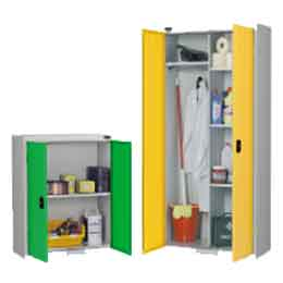 Probe Steel Cupboards